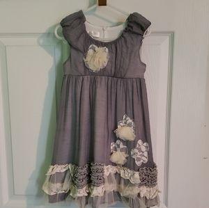 Isobella & Chloe Dress size 4Toddler